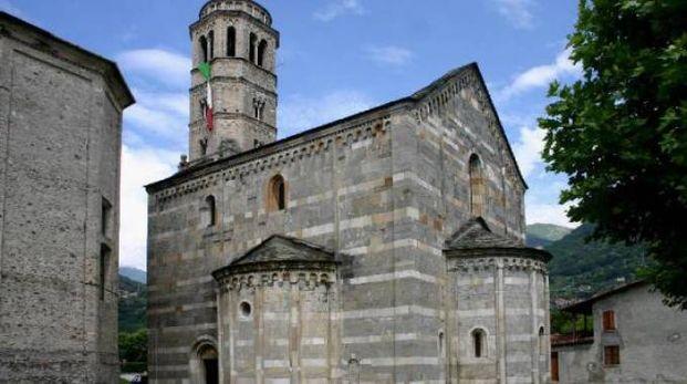 La chiesa di Santa Maria del Tiglio
