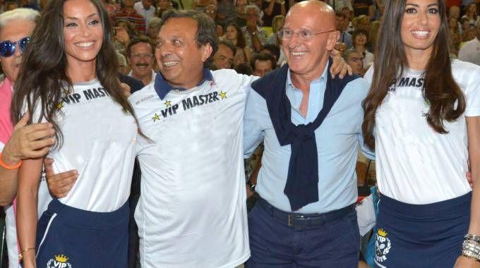 Fico, Chiambretti, Sacchi, Gregoraci
