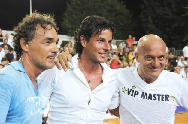 Giletti, Baldassarri, Bisio