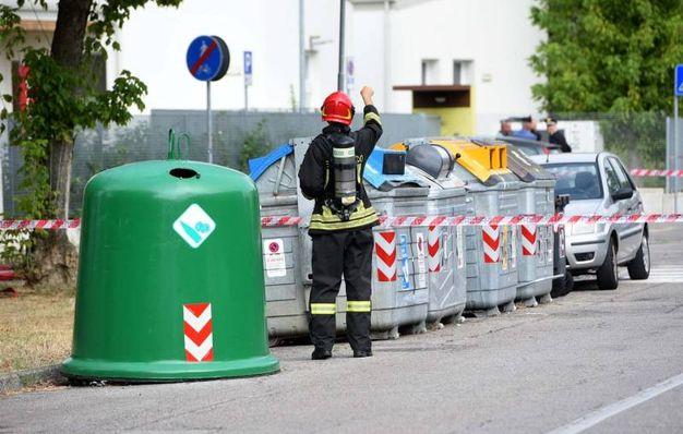 Vigili del fuoco (foto Businesspress)