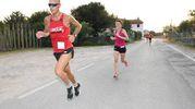 La corsa Parco Verde agli Olmi di Quarrata (foto Regalami un sorriso onlus)