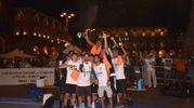 I Rossi si confermano campioni del Marghe All Star (foto Fantini)