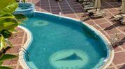 Sperlonga, la piscina in cui è morta Sara Francesca Basso (Ansa)