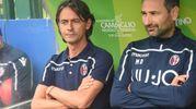 Mister Filippo Inzaghi (foto Schicchi)