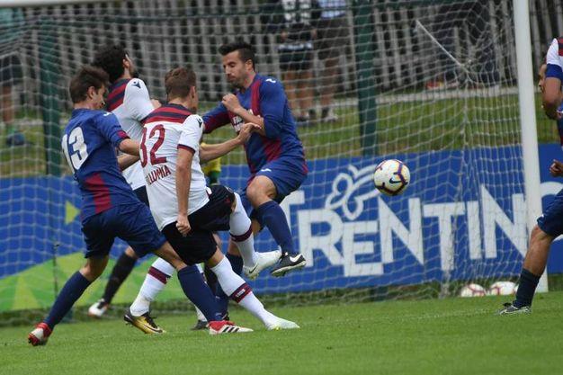 Il Bologna ha vinto 6-0 (foto Schicchi)