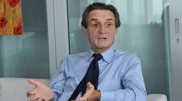 Attilio Fontana presidente  della Regione