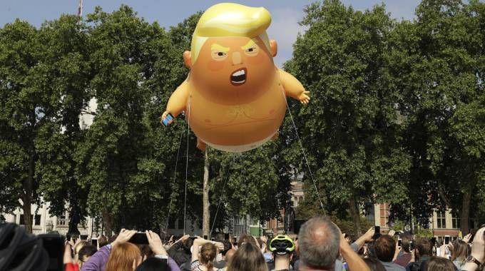 """Il """"Baby Trump"""""""