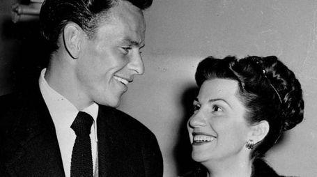 Frank Sinatra e Nancy (Ansa)