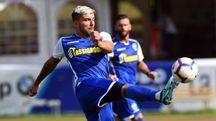Paloschi ha segnato un gol (foto BusinessPress)