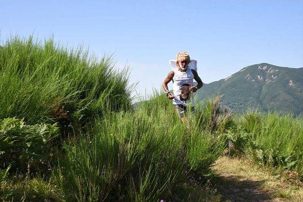 Corsa dei Capitani a Cutigliano (foto Regalami un sorriso onlus)