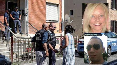 Omicidio a Pesaro, nei riquadri Sabrina Malipiero e Zakaria Safri