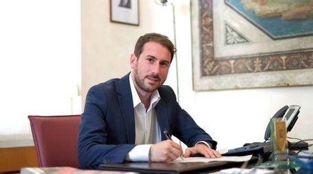 Il sindaco Giacomo Ghilardi