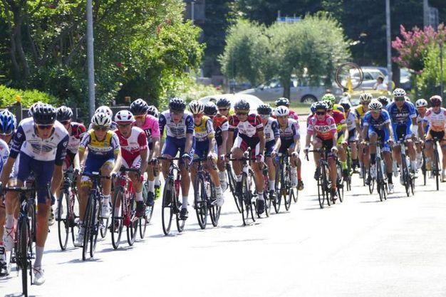 Ciclismo, la Coppa Burci (foto Gianni Attalmi)
