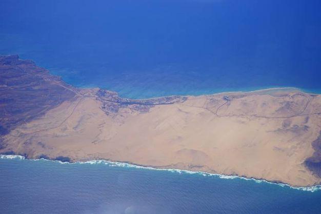 Isola dall'alto