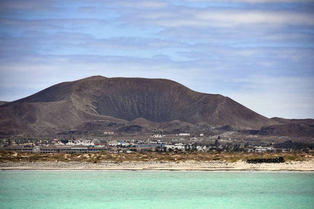 Spiaggia, vulcano