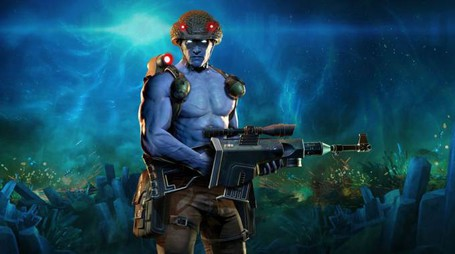 Un artwork del videogame – Foto: Rebellion Developments