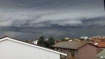 Il tempo resta incerto a Ravenna