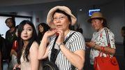 Al Marconi è atterrato il primo volo charter proveniente dalla Cina (FotoSchicchi)