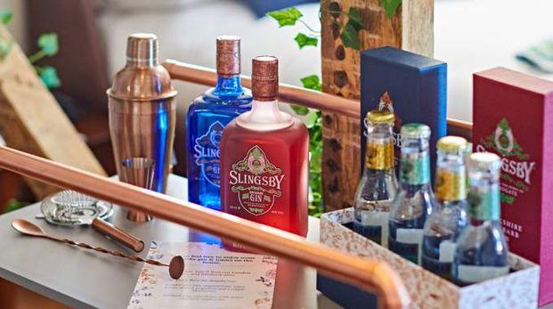Una delle suite dedicate al gin della catena Hotel du Vin - Foto: www.hotelduvin.com