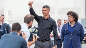Cristiano Ronaldo vivrà in un attico a Torino (Ansa)