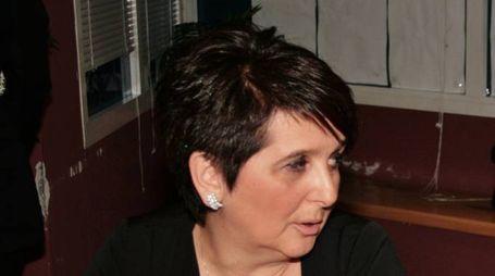 Il sindaco GIlda Diolaiuti