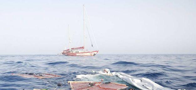 I resti del naufragio (Lapresse)
