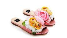 Ciabatte a fiori di Emanuela Biffoli