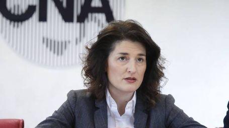 PRESIDENTE Eleonora Rigotti numero uno di Cna Brescia (Fotolive)