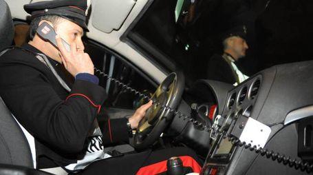 I carabinieri hanno salvato un camionista polacco di 40 anni a Scossicci (foto d'archivio)