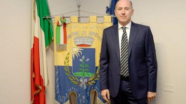 Il sindaco Simone Cairo