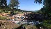 Ritorno a Rigopiano, il presidente del comitato Tanda: questo vuoto fa male