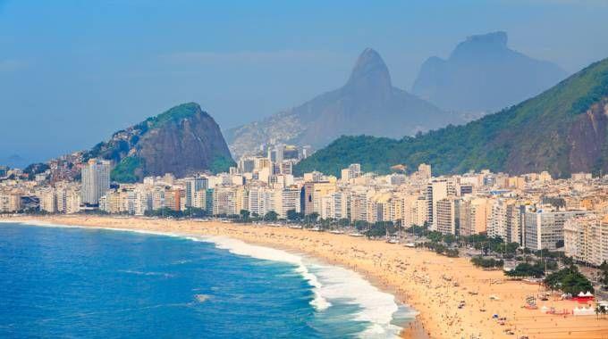 La spiaggia di Copacabana vale 897 milioni di euro - Foto: benedek/iStock