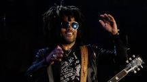 Lenny Kravitz al Summer (foto Paolo Pacini)