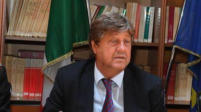 Il procuratore capo di Lucca Pietro Suchan