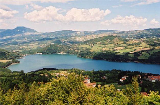 Lago di Suviana - Camugnano (Bologna)