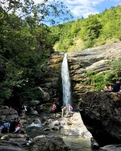 Cascate del Golfarone - Villa Minozzo (Reggio Emilia)