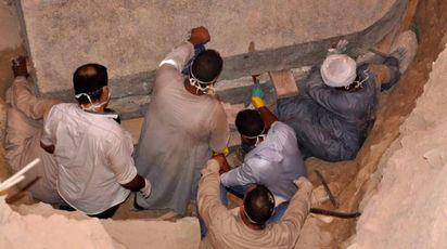 Svelato il mistero del sarcofago di Alessandria: ecco cosa conteneva