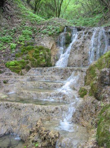 Cascate del Bucamante - Serramazzoni (Modena)