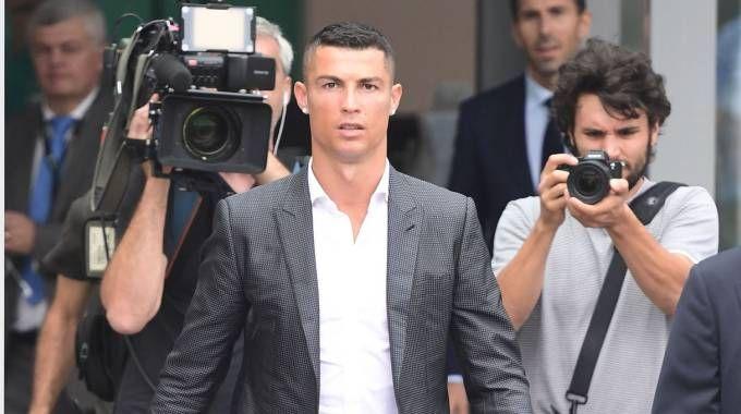 Cristiano Ronaldo (LaPresse)