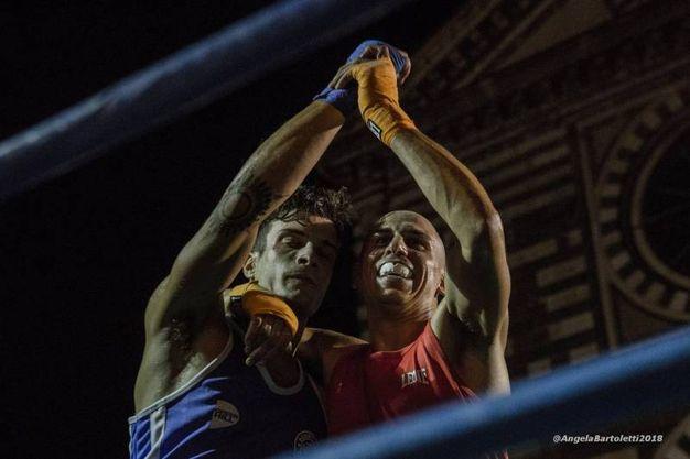 Alessio Gigliotti vs Edoardo Taddeucci (foto Angela Bartoletti)