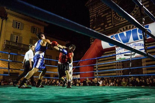 Francesco Bacchereti vs Maimi Hanza (foto Angela Bartoletti)