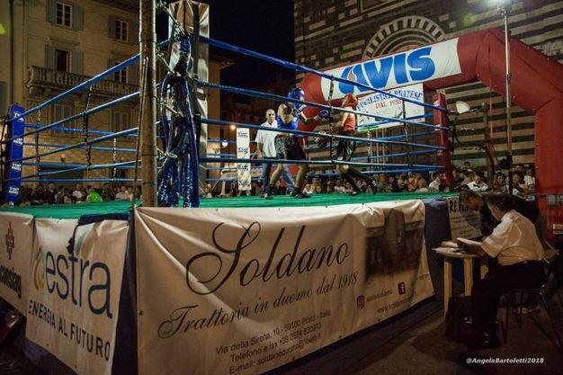 Boxe light (foto Angela Bartoletti)