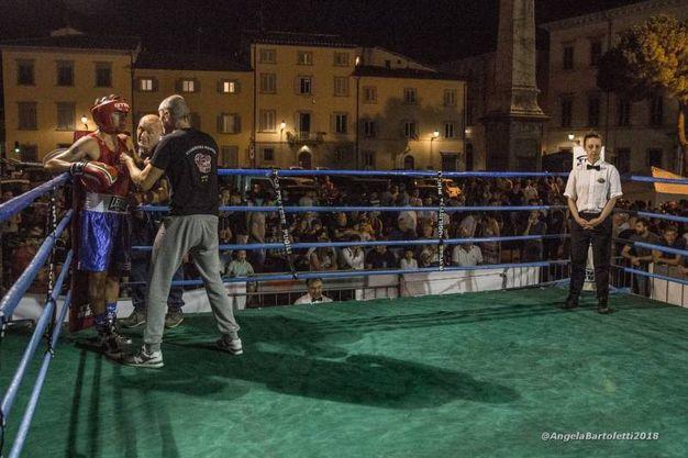Francesco D'Alò vs Bohdan Dyachok (foto Angela Bartoletti)
