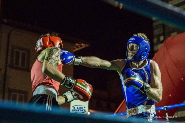 Alex Dimitru vs Andry Khorvz (foto Angela Bartoletti)