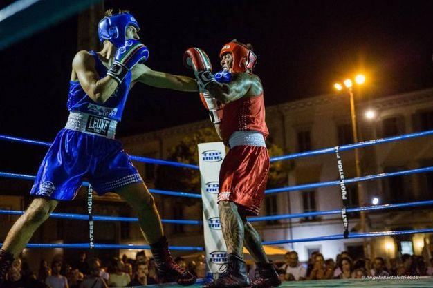 Daniel Muraglia vs Gabriel Campioni (foto Angela Bartoletti)