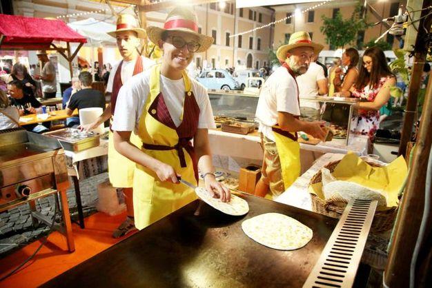 Creatività, tradizione e buona cucina (foto Ravaglia)