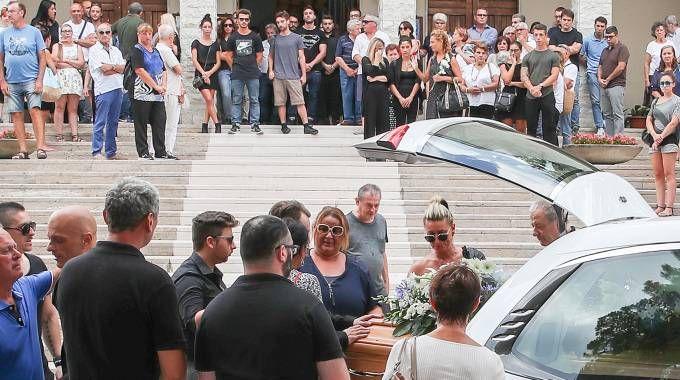 I funerali di Sabrina Malipero (Fotoprint)