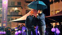 Presentazione della squadra a Moena, Stefano Pioli (Fotocronache Germogli)