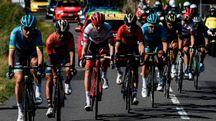 Tour de France 2018, la fuga di giornata con Pozzovivo (LaPresse)