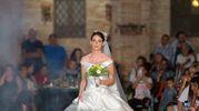 Una sposa in passerella